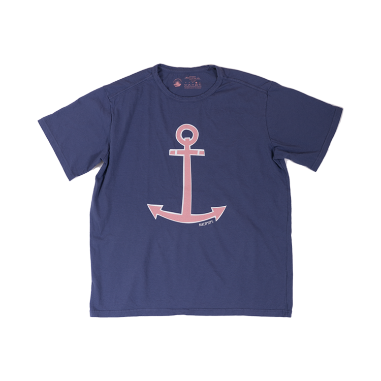 Organic Cotton Anchor Tee