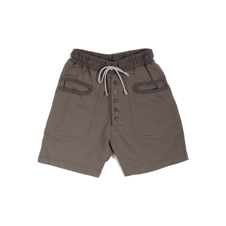 Organic Cotton Inlay Shorts