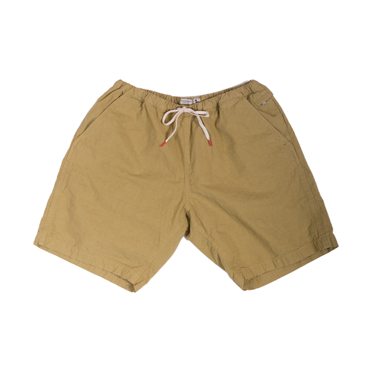Organic Cotton LInen Trip Shorts